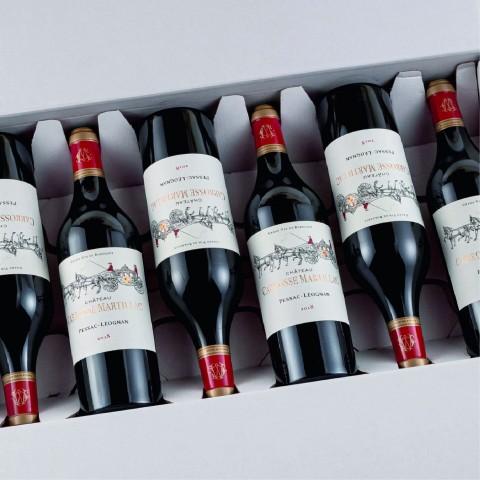 Vin rouge Château Carrosse Martillac